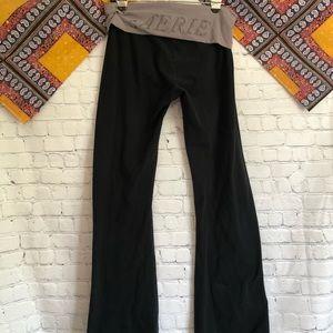 Aerie yoga pants black